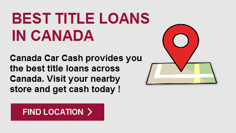 Bad credit car title loans Manitoba